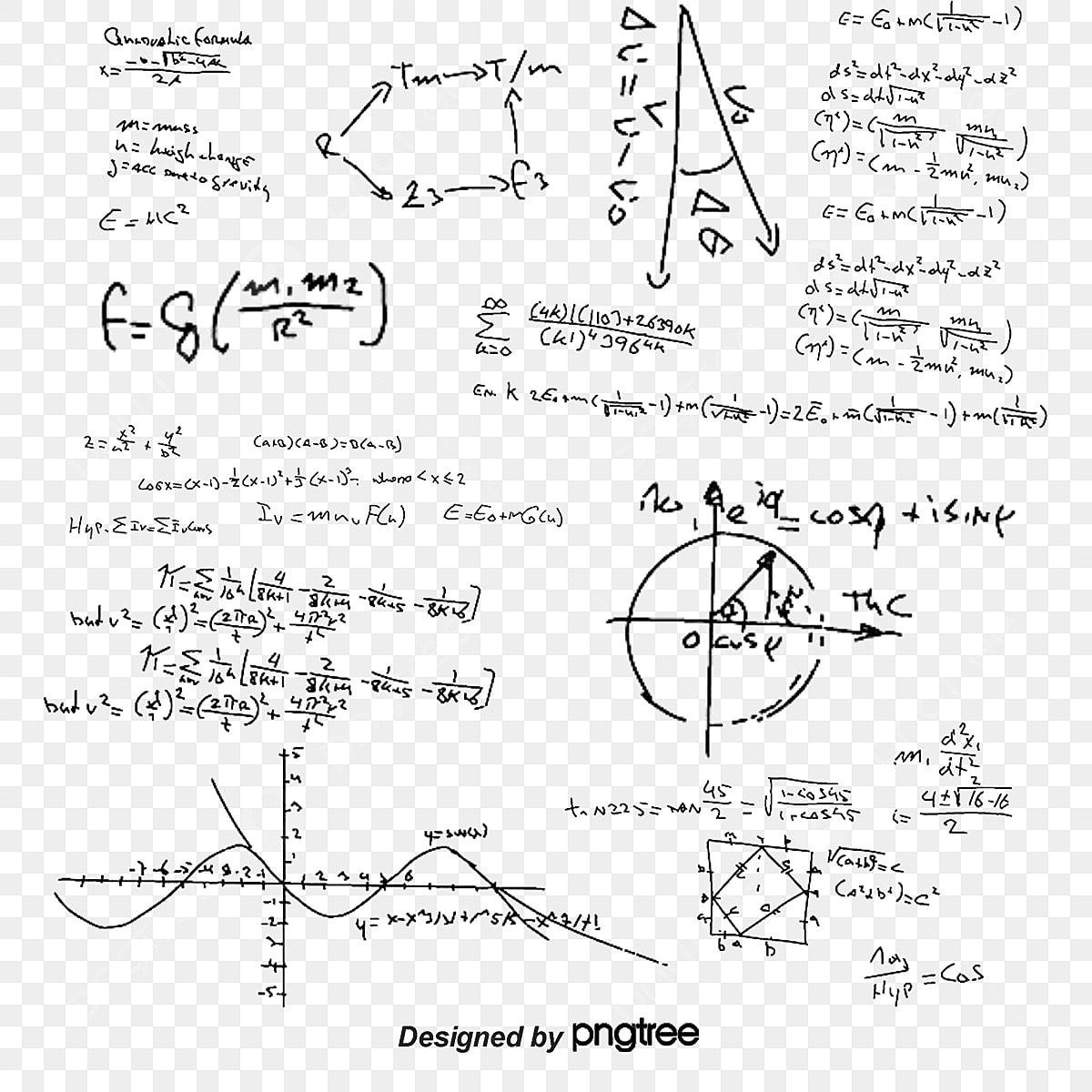 数学の公式と図案を漂う 漂う ベクトル 教育画像素材の無料