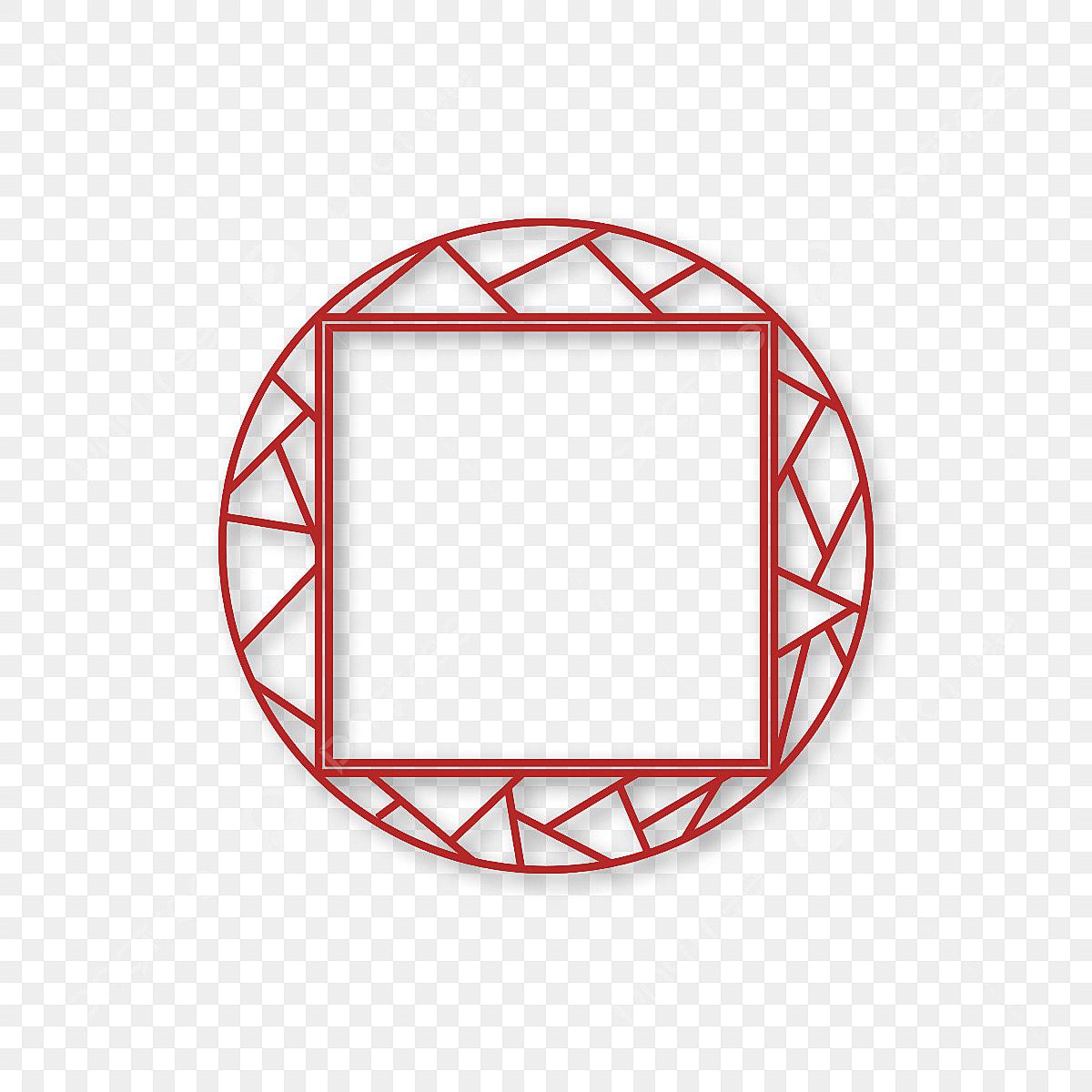 فرح تداخل متصل إطار دائري للتصميم ذهبي Dsvdedommel Com