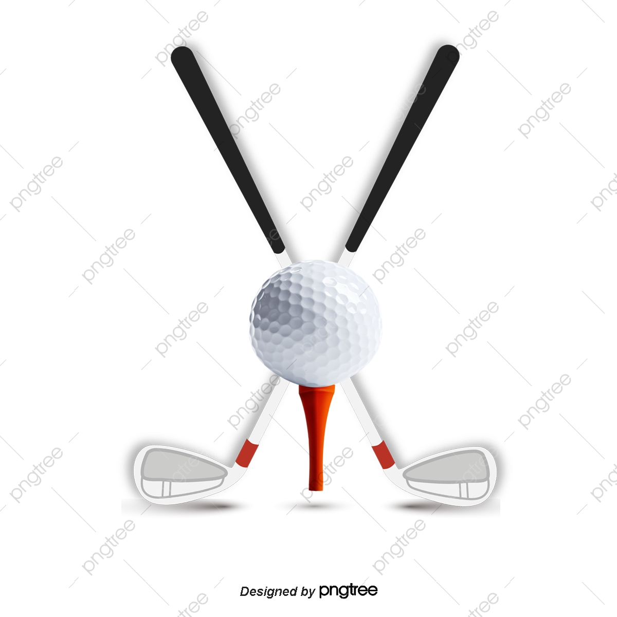 Golf Clubs And Golf Cue Vector Golf Png Transparent Clipart Image And Psd File For Free Download