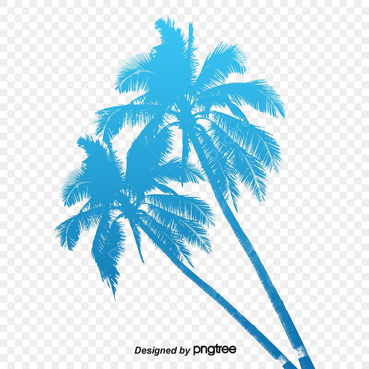 Desenhos De Ramos De Palmeira No Verao Cartoon No Verao Ramos