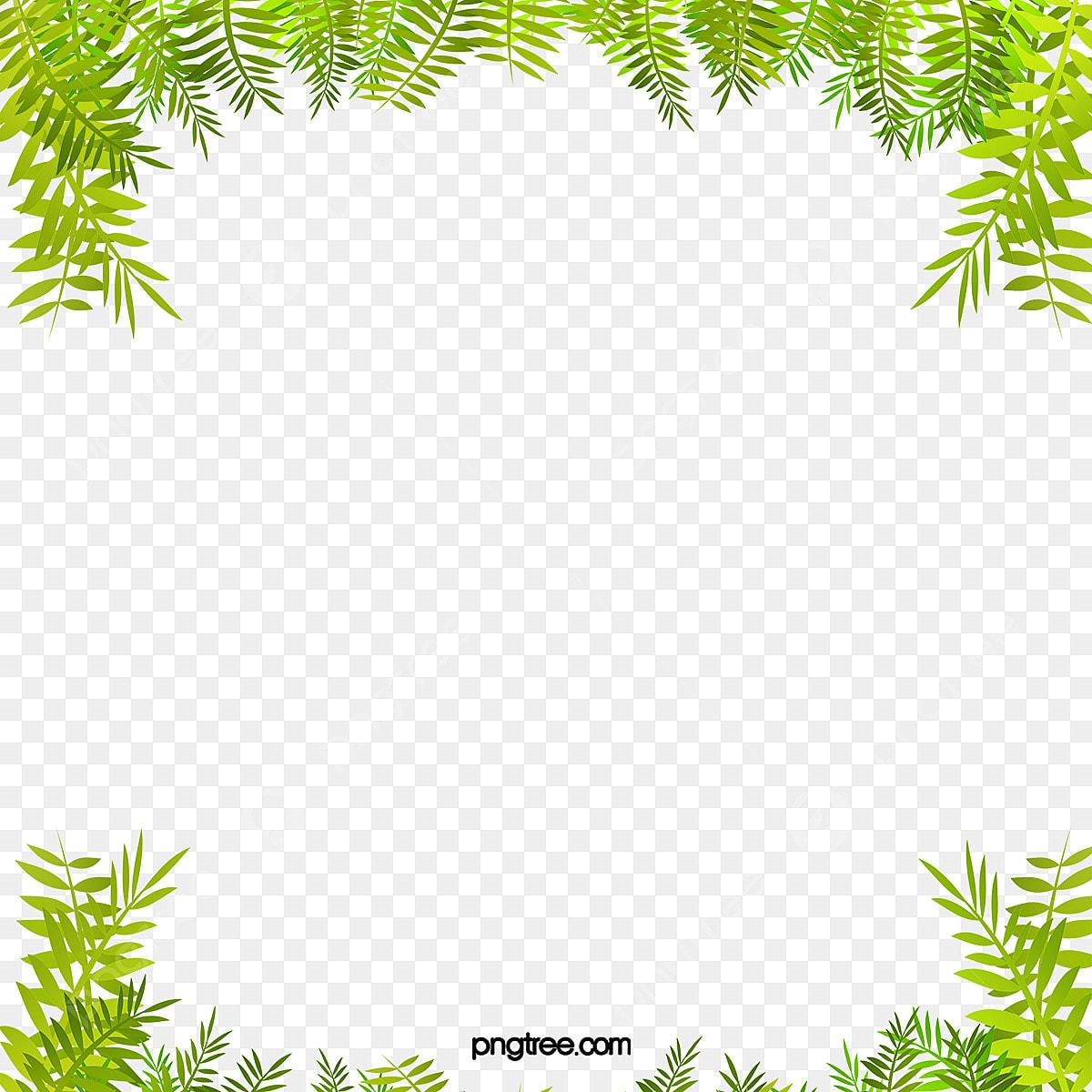 الإطار الأخضر الإطار أخضر نجيل Png وملف Psd للتحميل مجانا