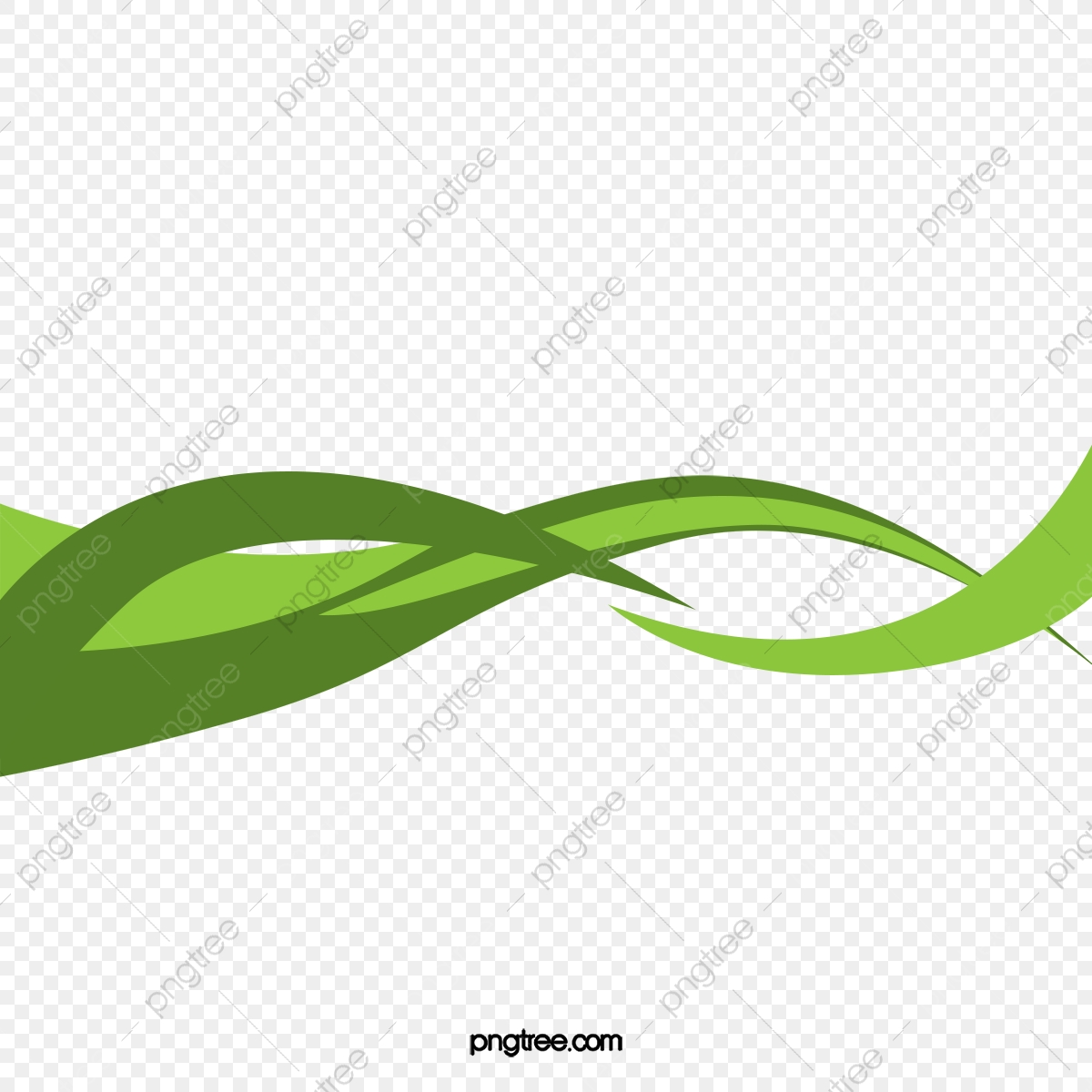 Green Line Clip Art