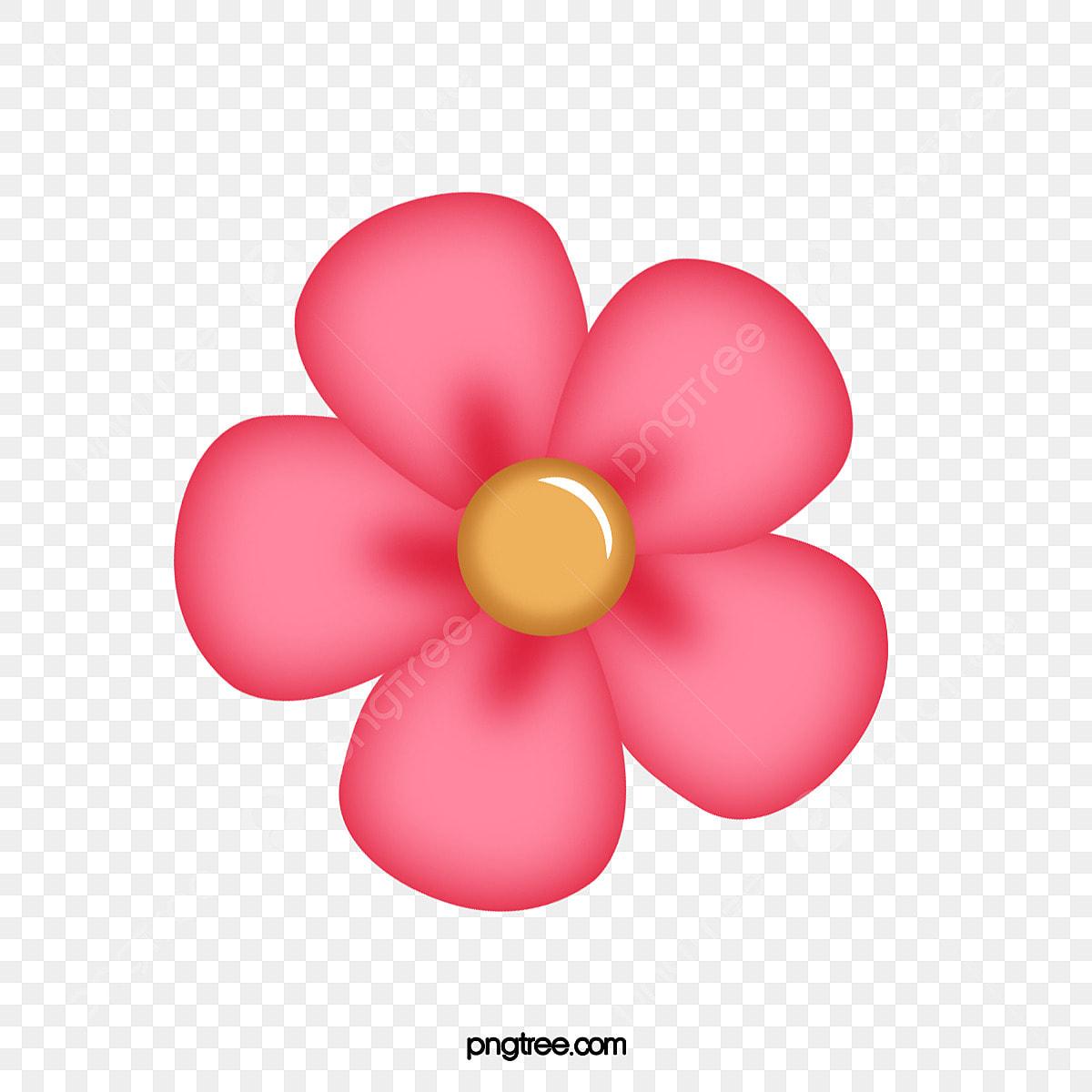 Cinco Petalas De Flor Png Images Vetores E Arquivos Psd