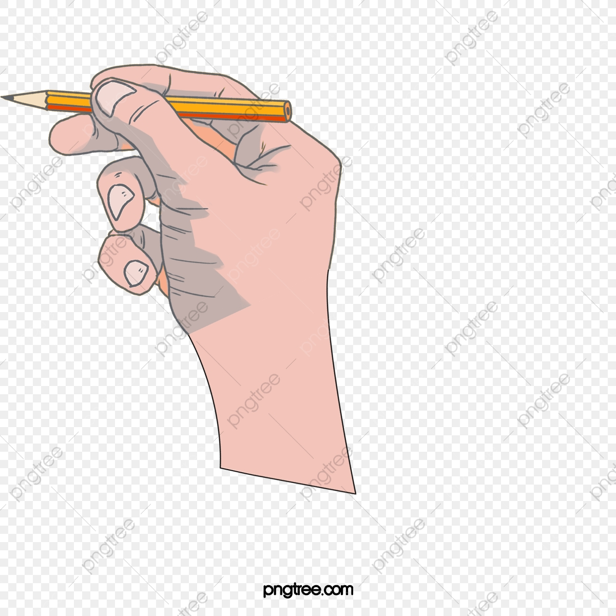 main de crayon main de crayon main crayon image png pour le t u00e9l u00e9chargement libre