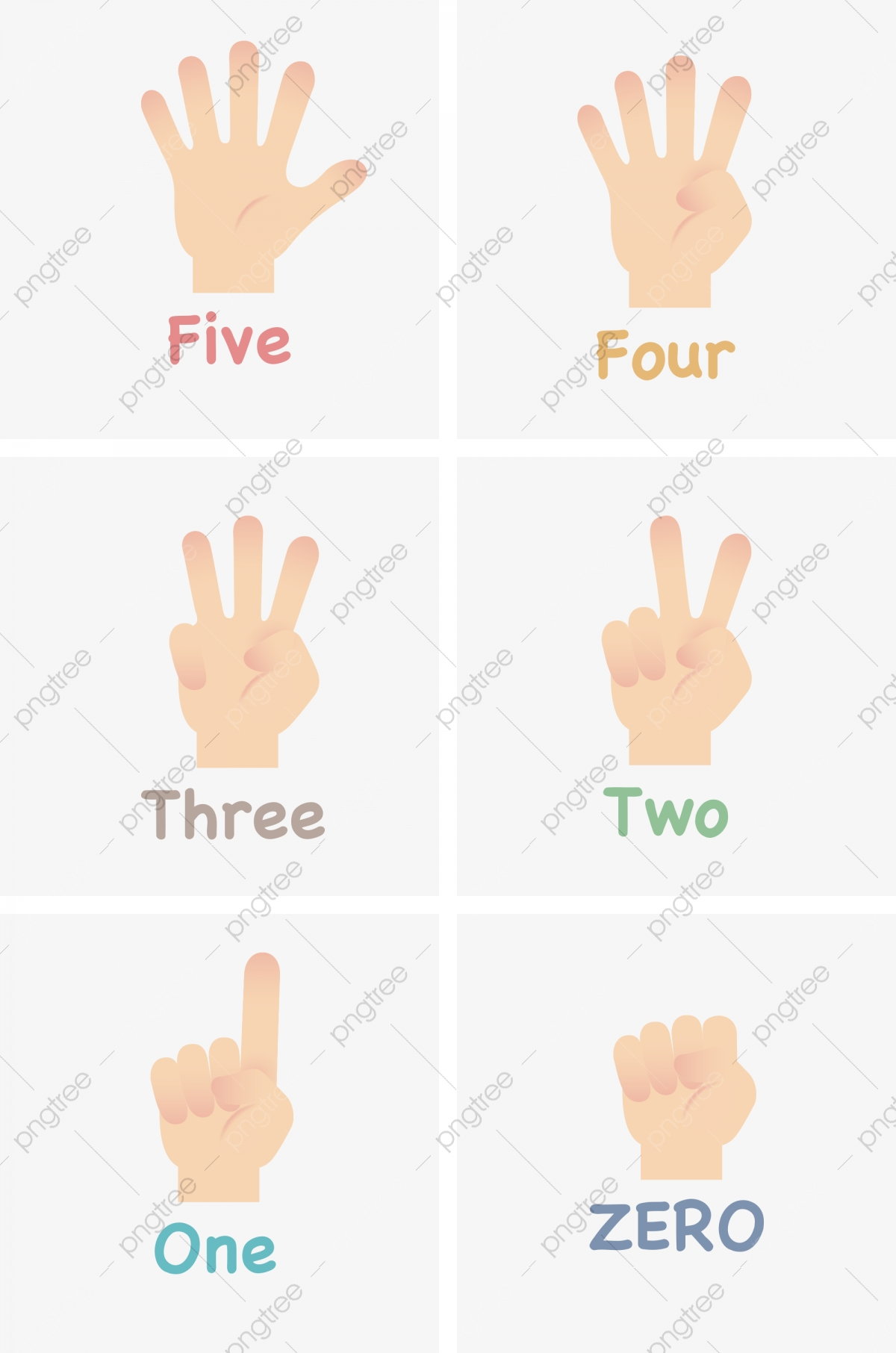Hand With Three Fingers Up   Clip art, Art images, Image