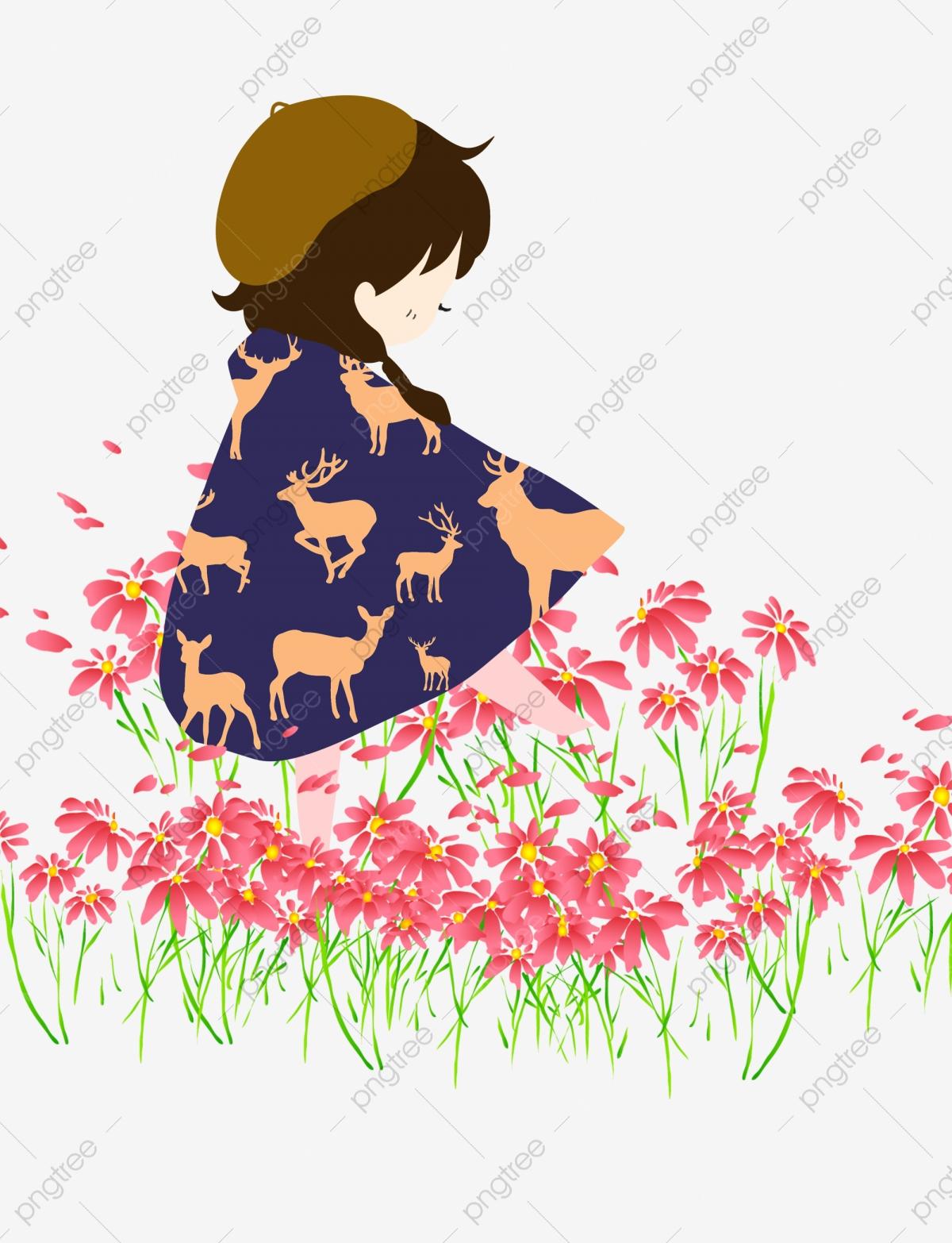 Gambar Kartun Hiasan Gambar Jepun Bunga Layu Kartun Bahan Hiasan Jepun Bahan Gambar Hiasan Png Dan Psd Untuk Muat Turun Percuma