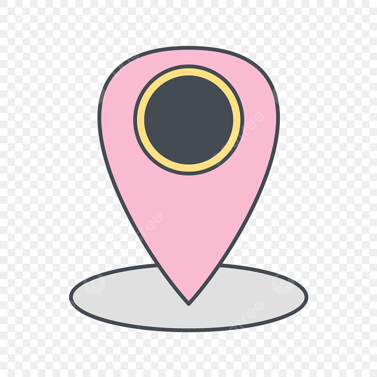 Localização De Símbolos Linda Bonito A única Png Imagem Para