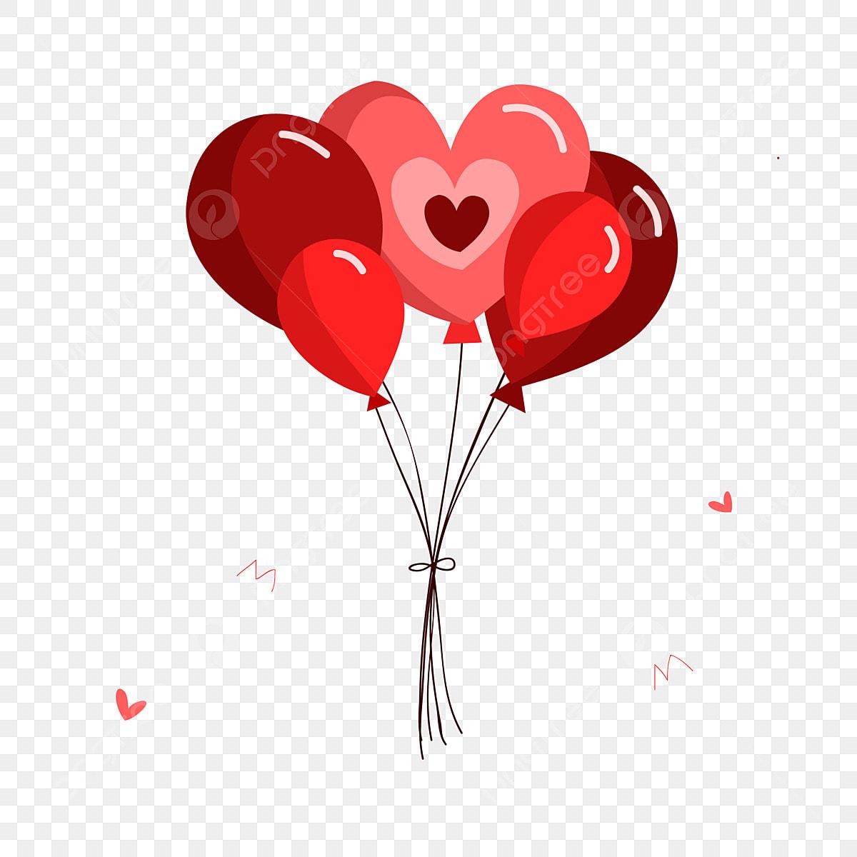 El Amor De Los Amantes Pintado A Mano De Dibujos Animados De Amante