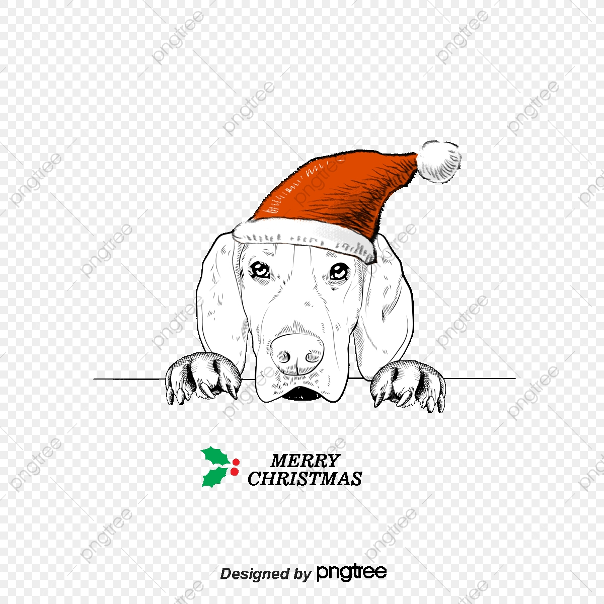 Christmas Hats For Dogs.Meng Meng Dog Wearing Christmas Hats Red Dogs Dog Clipart