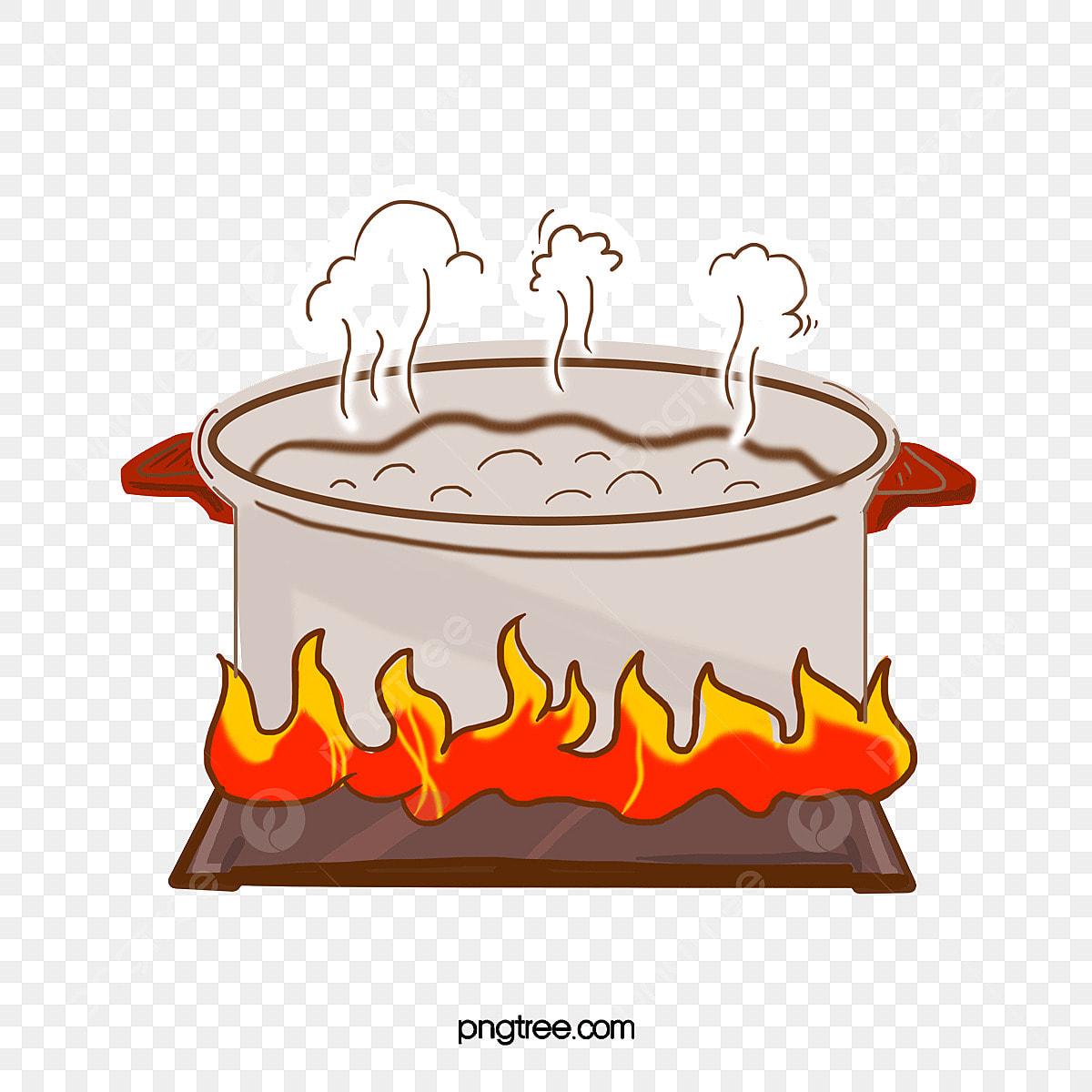 Olla Houseware Agua Hirviendo La Cocina Png Y Psd Para