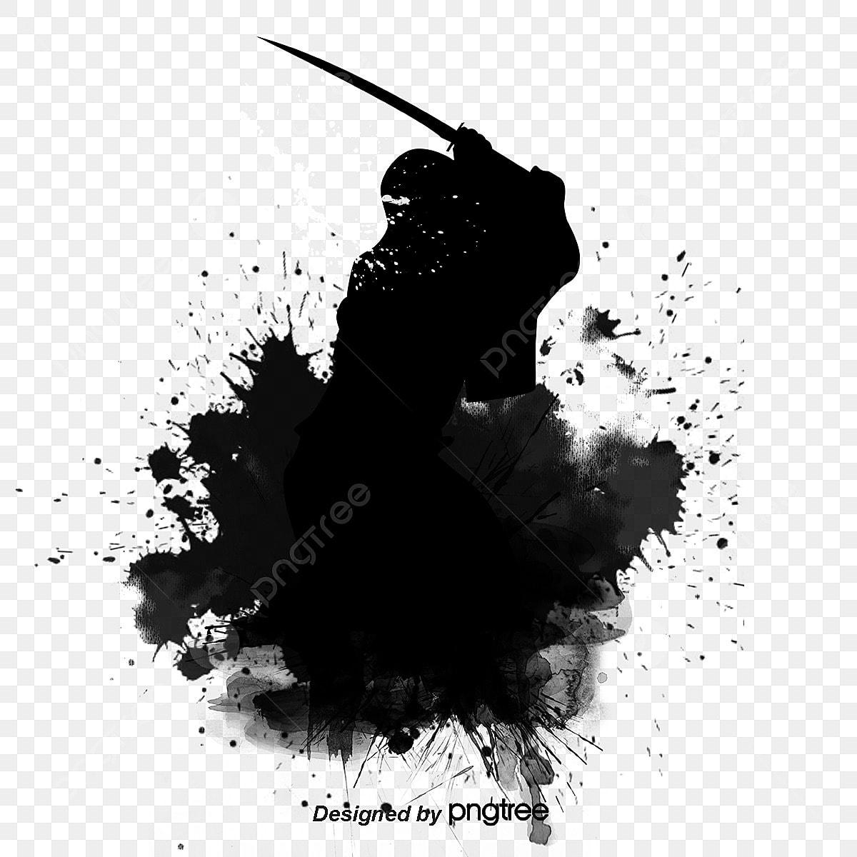 Samurai Elemento Japones Japon Png Y Psd Para Descargar Gratis