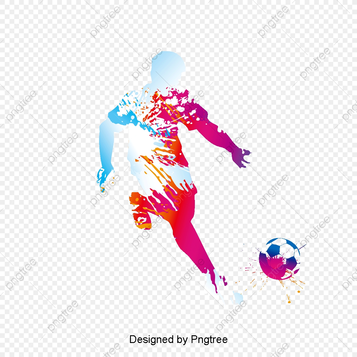 Soccer PNG Vector And PSD Files