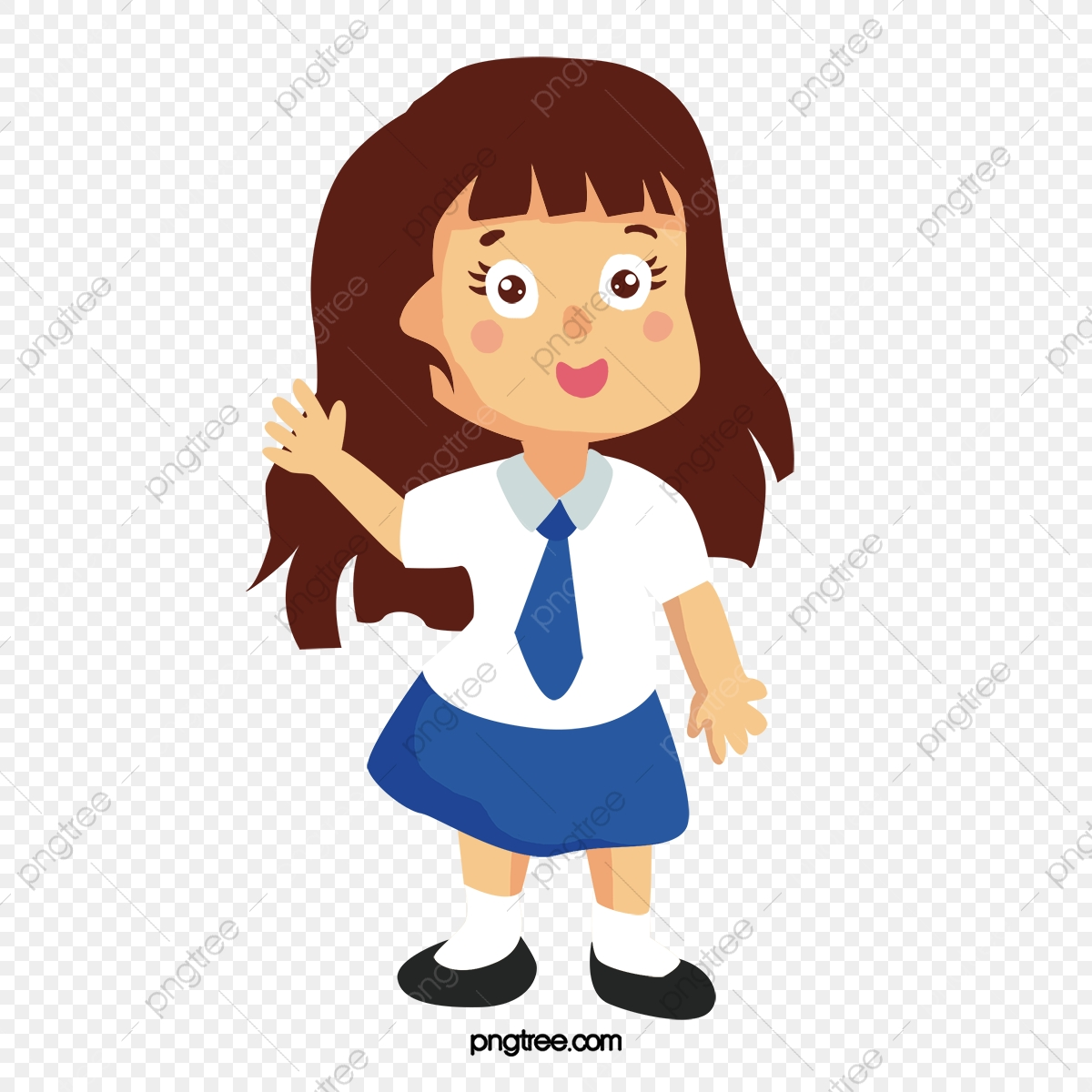 Picture student. Vector clipart png and