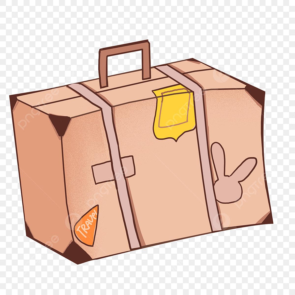 valise de la bo u00eete valise valise de voyage fichier png et
