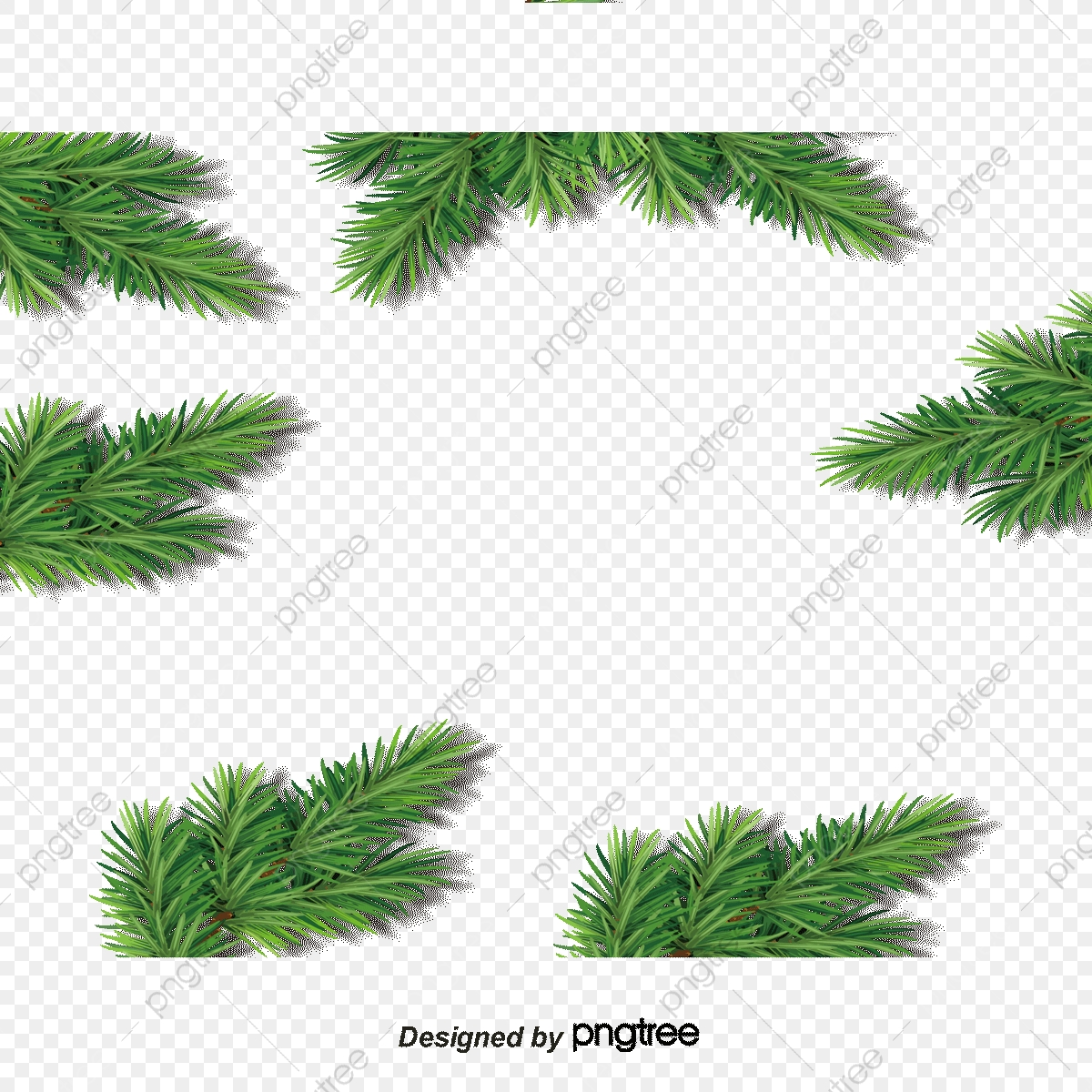 Christmas Vector Free Download.Surrounded By Fine Pine Christmas Card Vector Christmas