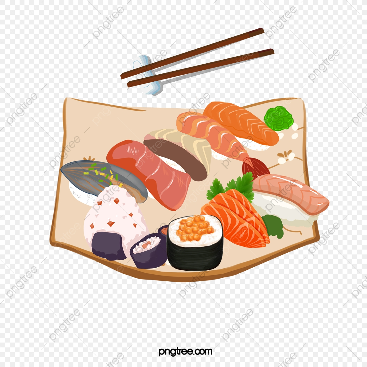 Free Sushi Cliparts, Download Free Clip Art, Free Clip Art on Clipart  Library