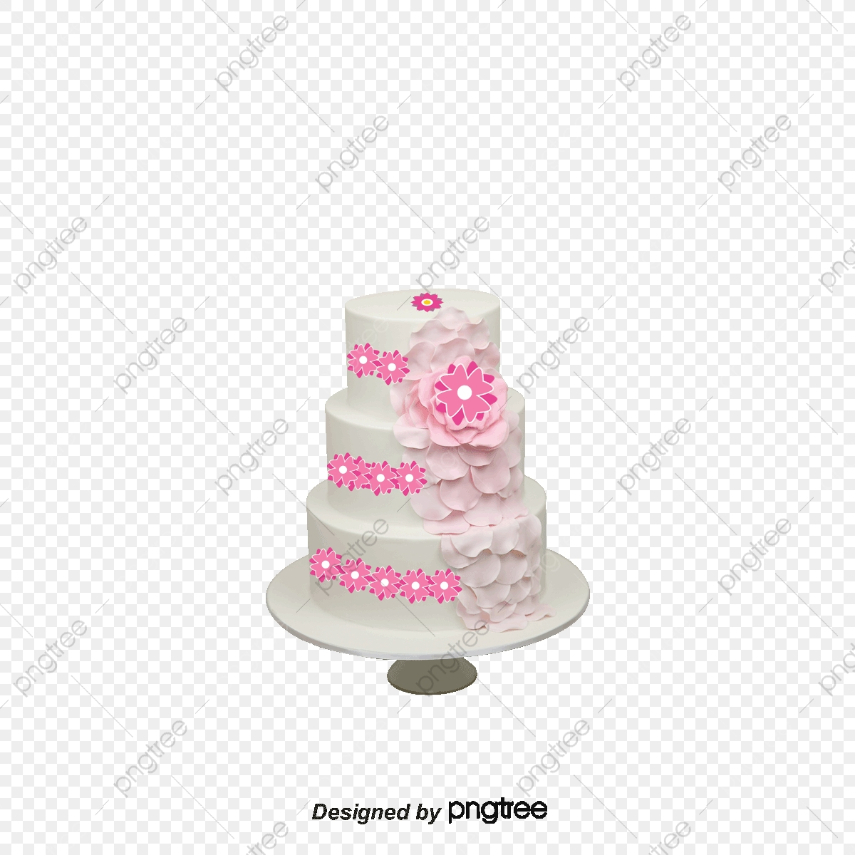 Surprising Three Tier Birthday Cake Birthday Clipart Cake Clipart Layer Funny Birthday Cards Online Elaedamsfinfo