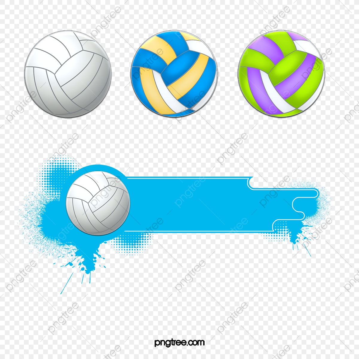 Vector Beautiful Volleyball Volleyball Clipart Beach Volleyball Paint Png Transparent Clipart Image And Psd File For Free Download