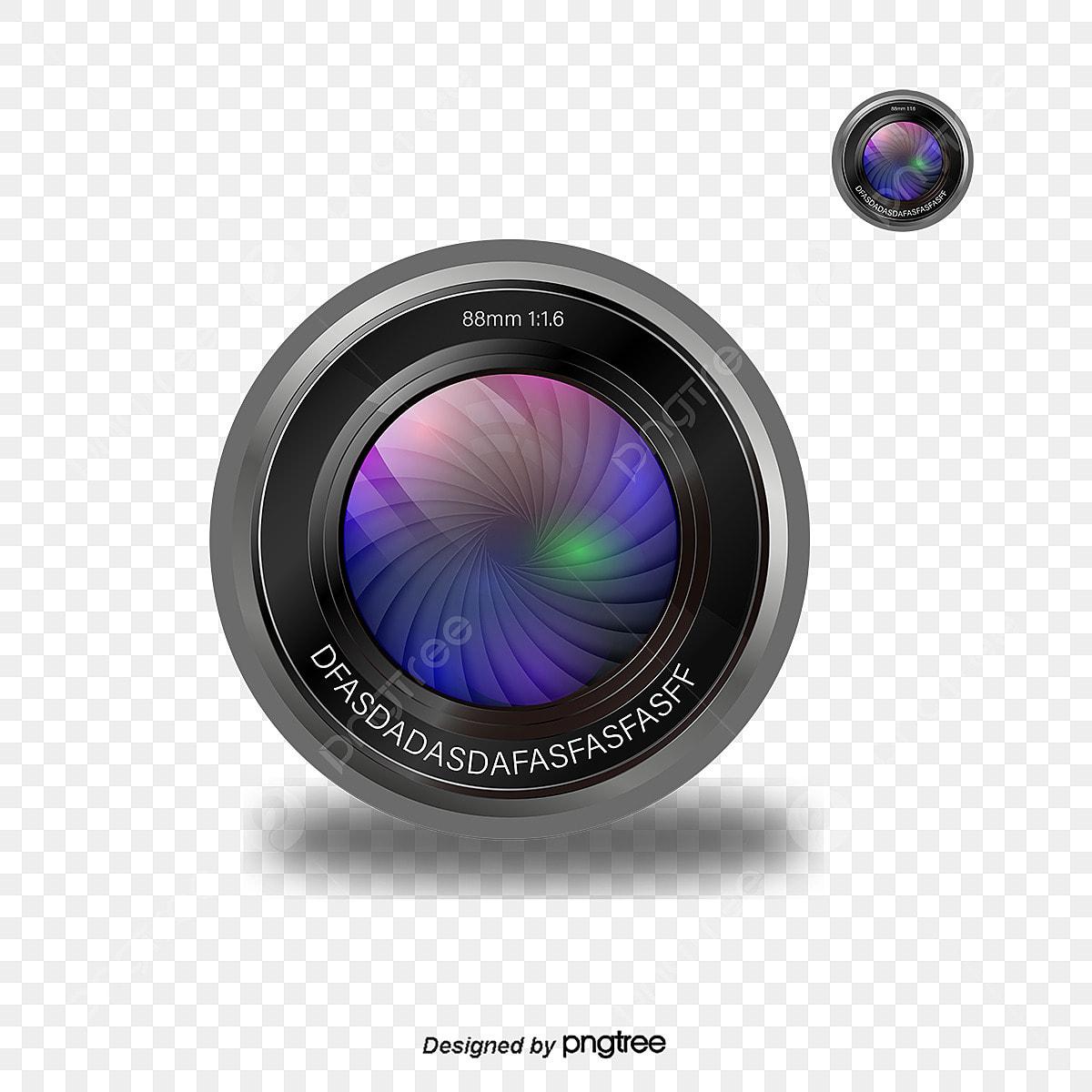 908e557dc Vector De Lente Da Câmera A Câmera A Lente A Abertura Arquivo PNG e ...