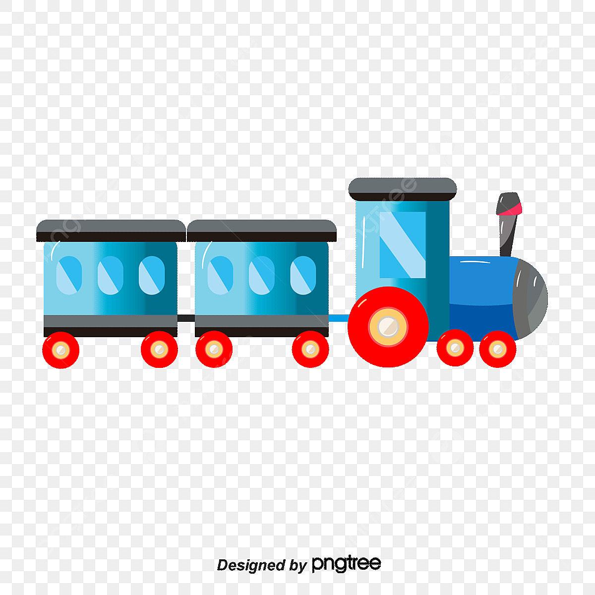 Dessin De Vecteur De Train A Vapeur Le Train Un Train A Vapeur
