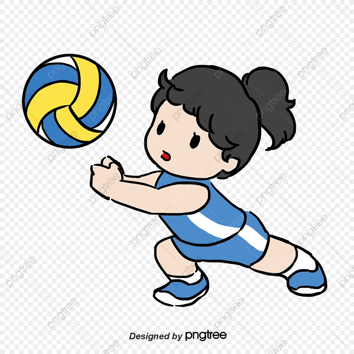 Pinkvolleyball Transparent Background Volleyball Png Clip Art Library