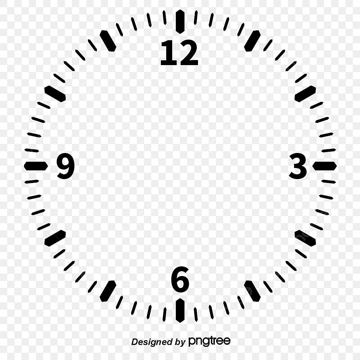 時計遮光飾り 黒い 文字盤 時間画像とpsd素材ファイルの無料
