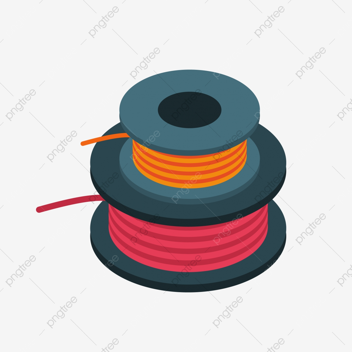 A Bundle Of Wires Cable Cable Material Cable Color Png And Vector With Transparent Background For Free Download