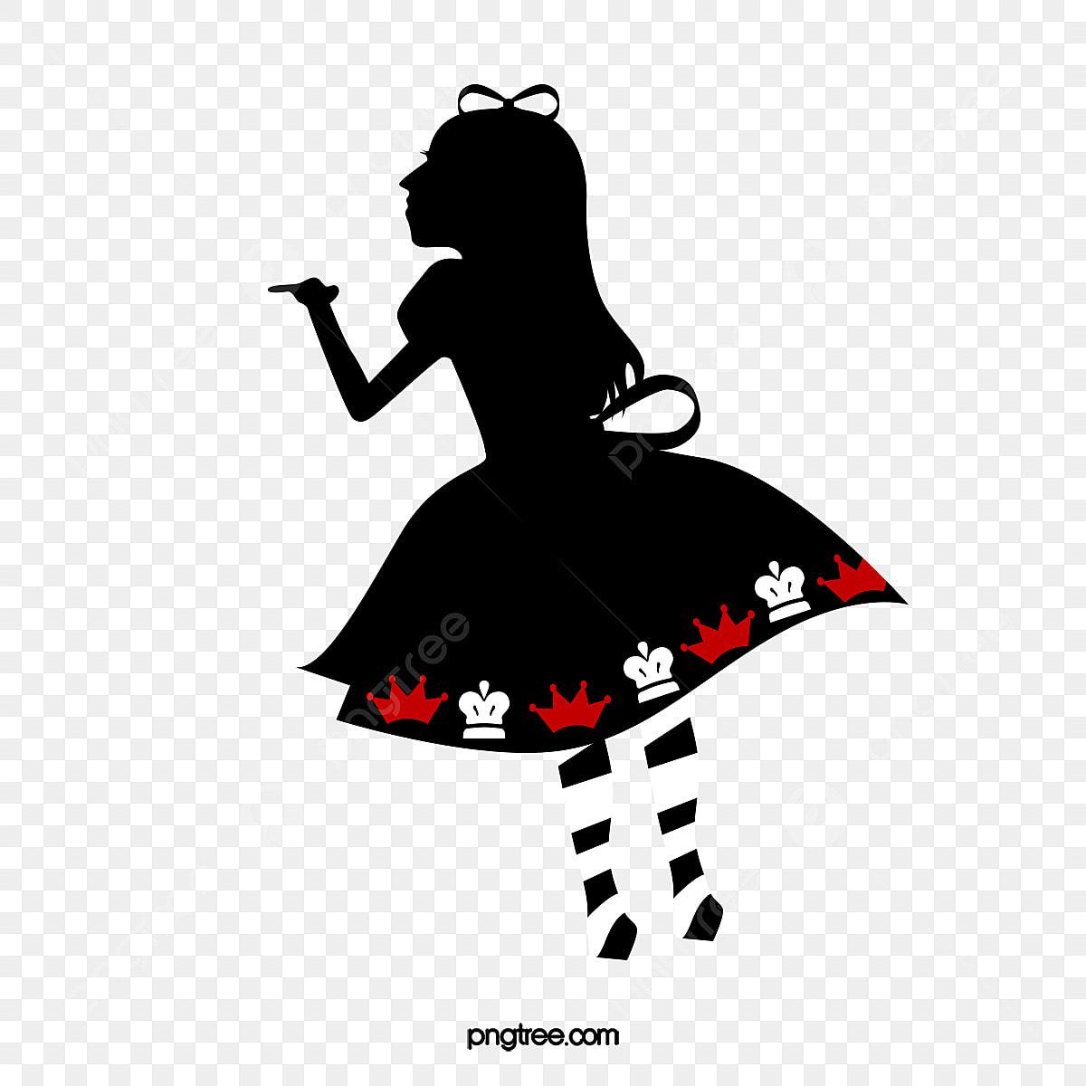 無料ダウンロードのためのアリスの女の子 アリス 女の子 トランプpng画像素材