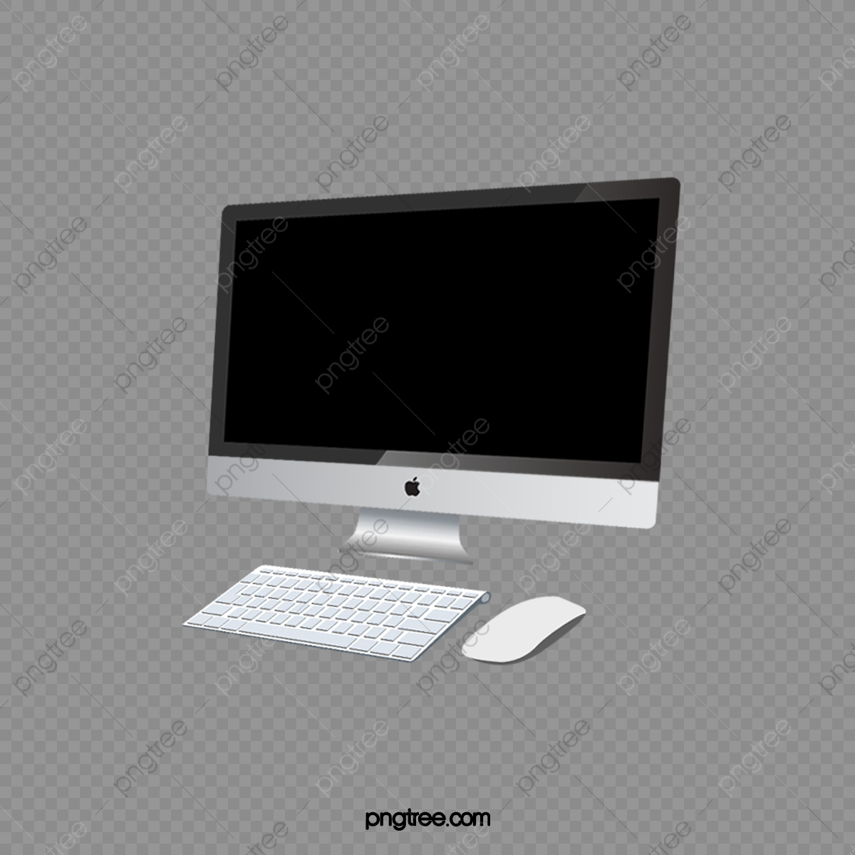 Clipart For Apple Mac Free Computer Pro Macintosh Monitor - App Store - Free  Transparent PNG Clipart Images Download