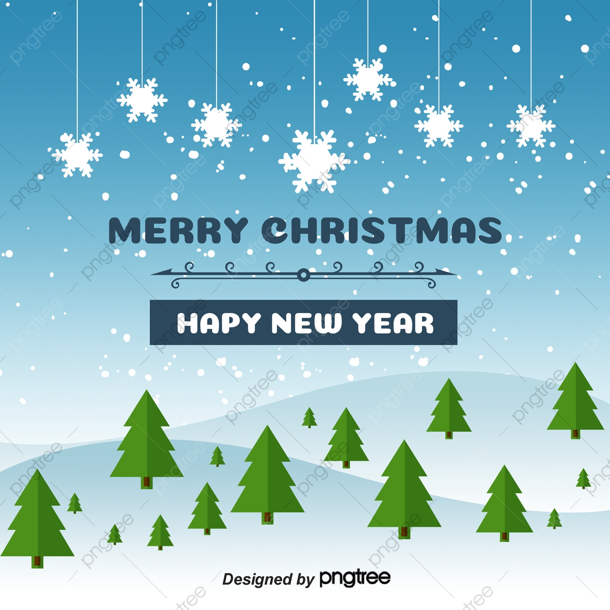 Beautiful Christmas Banner Vector Christmas Vector Banner