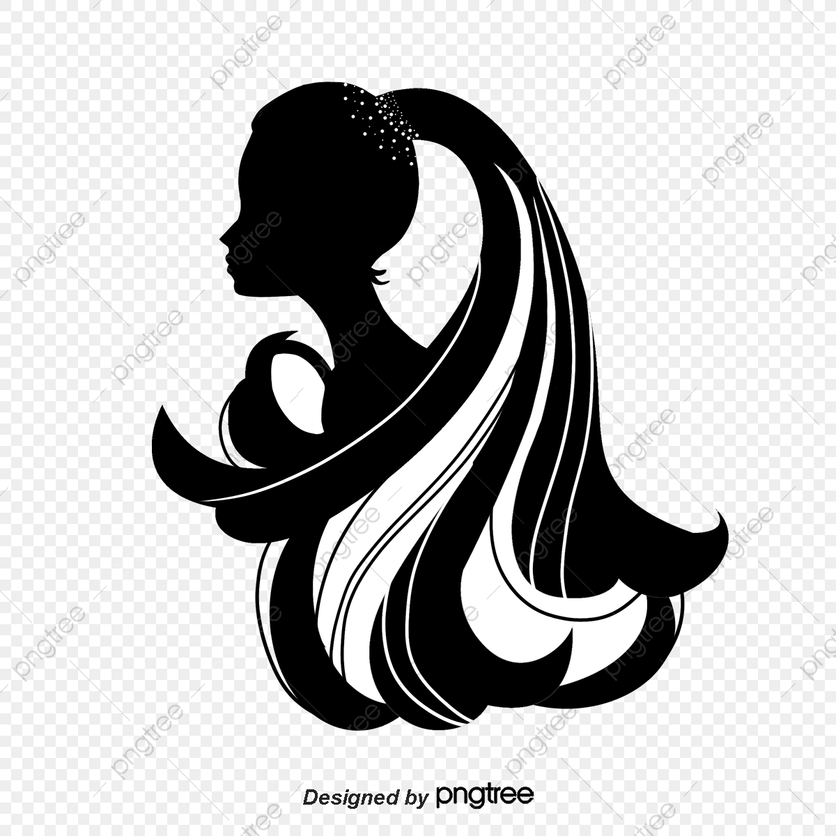 Black Female Silhouette Female Silhouette Black Silhouette Beautiful Silhouette Png Transparent Clipart Image And Psd File For Free Download,Mixed Bag Designs Promo Code
