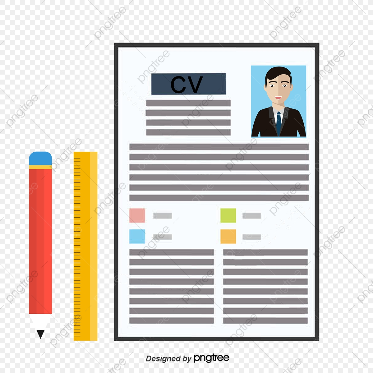 candidates cv photo ruler pencil png transparent clipart image and psd file for free download https pngtree com freepng candidates cv 1662398 html