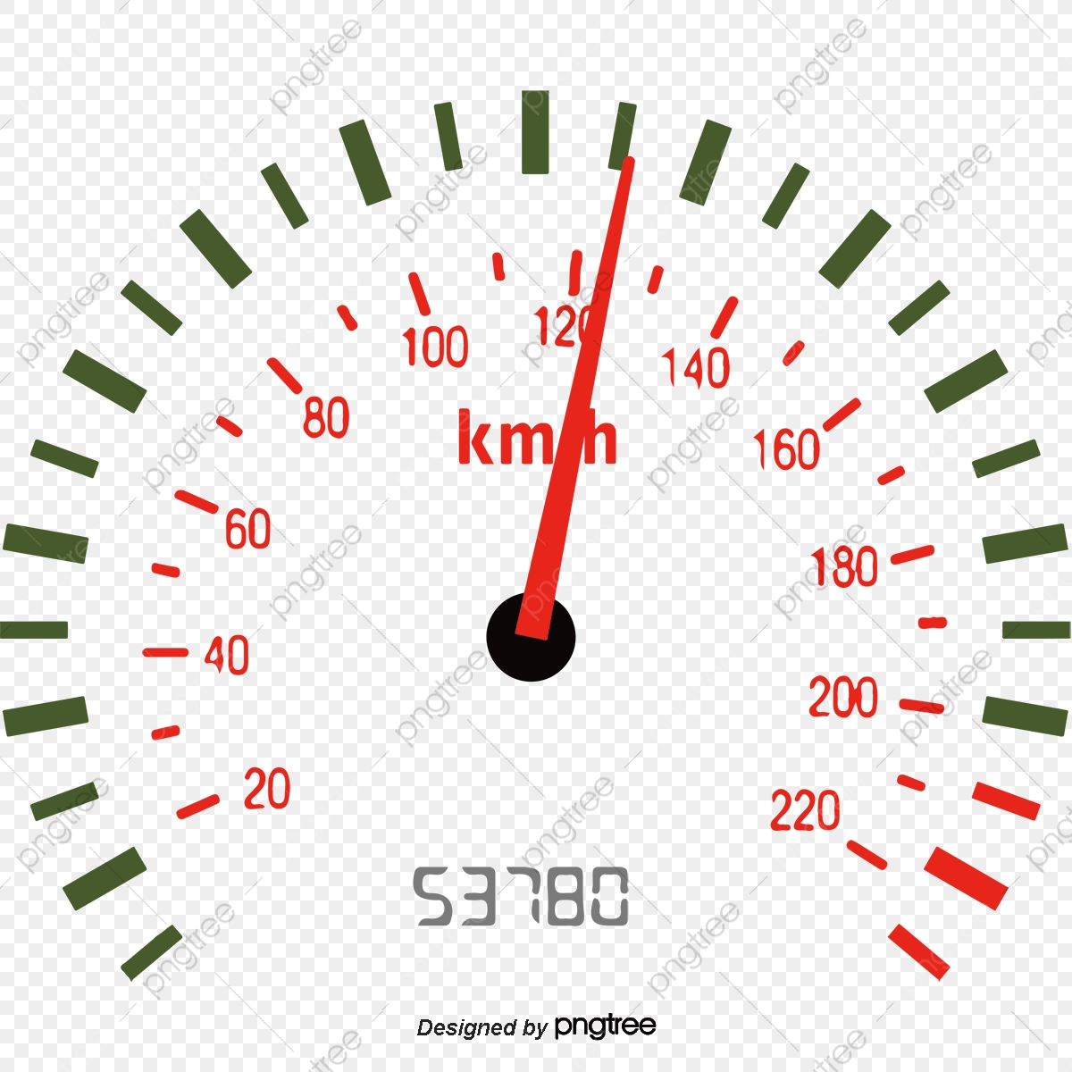 compteur de vitesse de v u00e9hicule cadran instrument num u00e9rique png et vecteur pour t u00e9l u00e9chargement