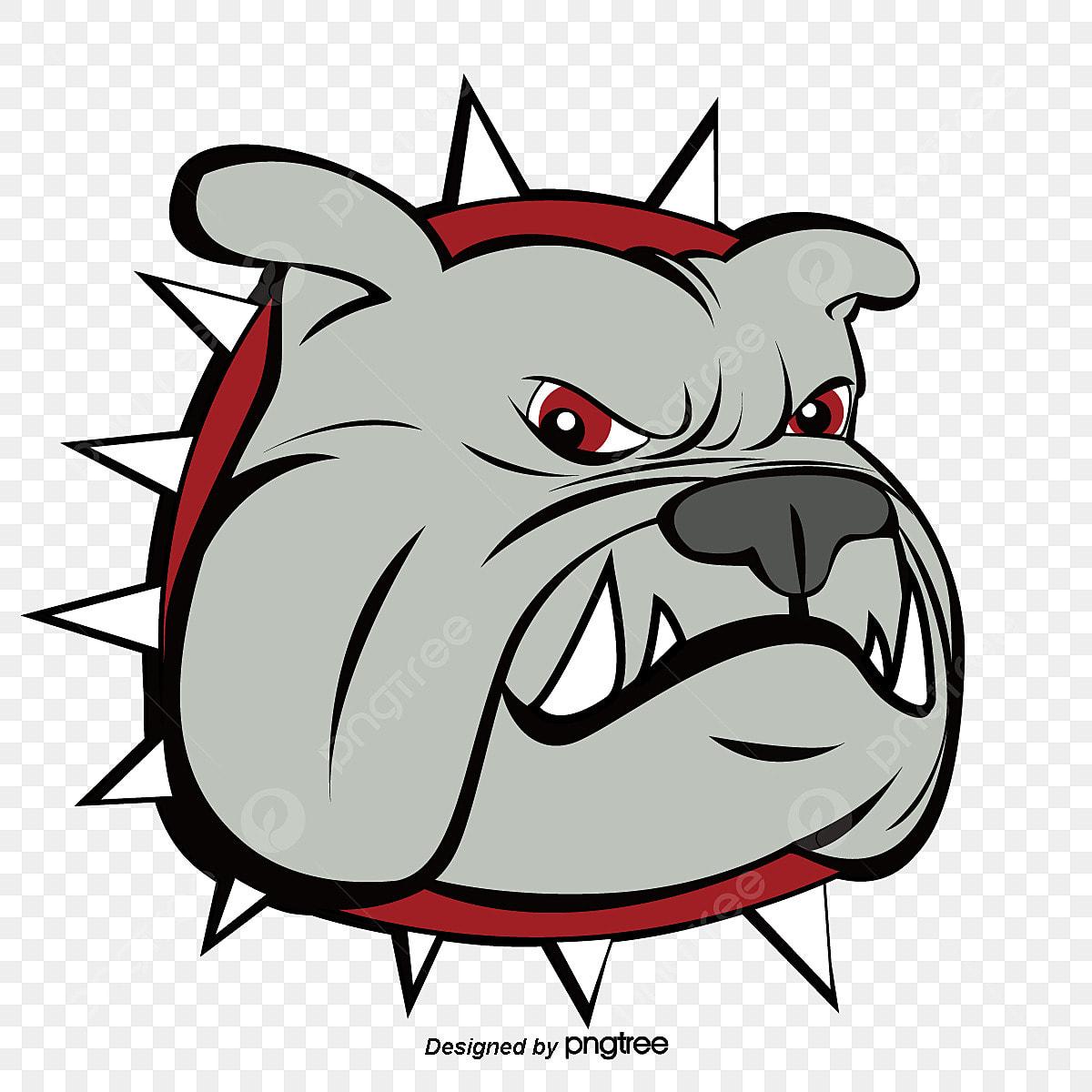 le bulldog de dessin anim u00e9 de la t u00eate bulldog chiens de la