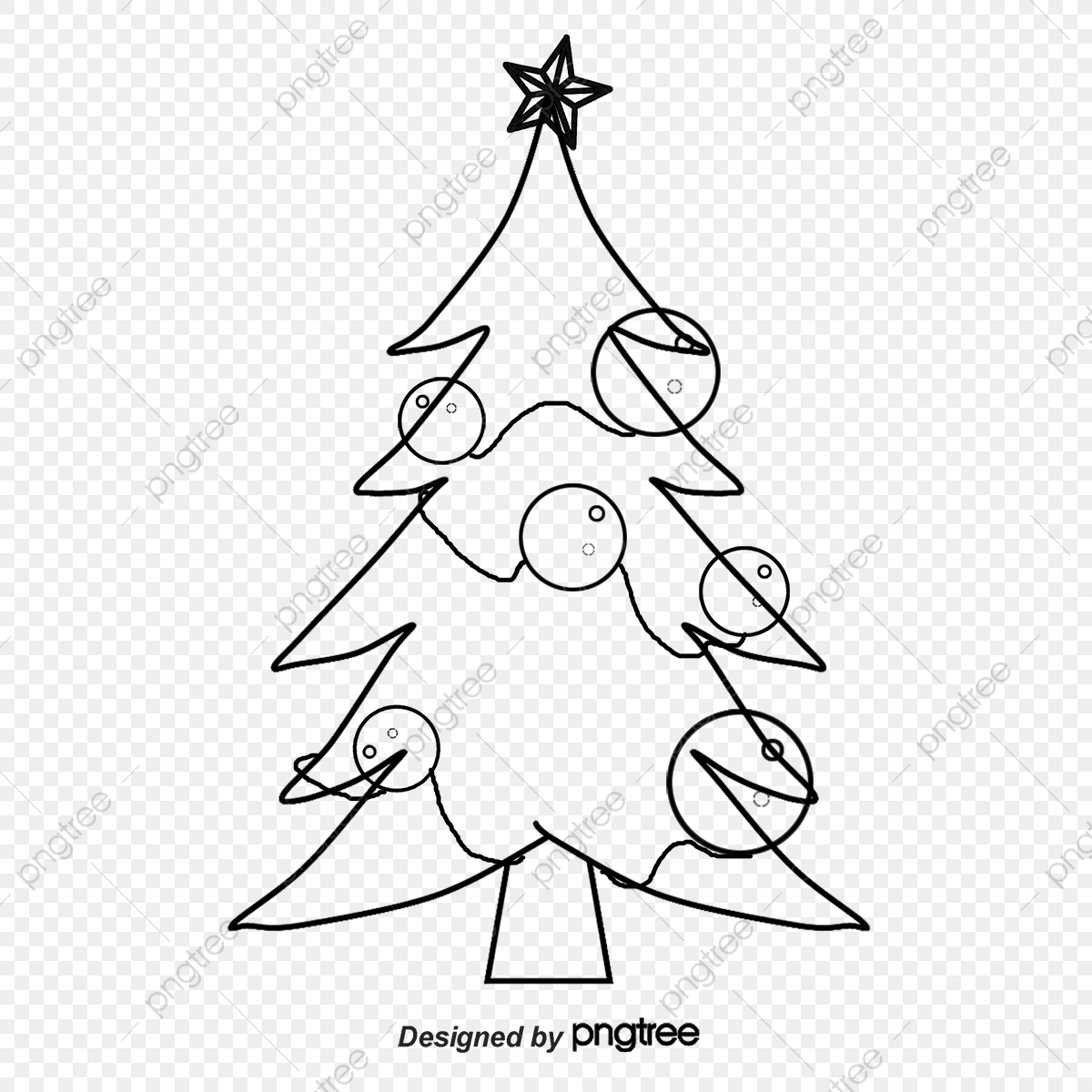 cartoon christmas tree png images vector and psd files free download on pngtree https pngtree com freepng cartoon christmas tree decoration 987475 html