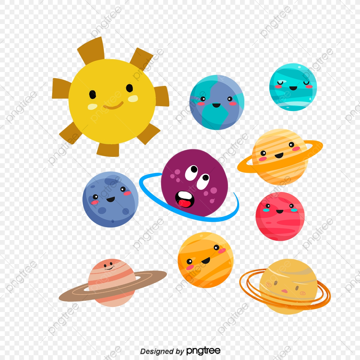 Cartoon Sun Face, Cartoon Clipart, Sun Clipart, Face Clipart PNG  Transparent Clipart Image and PSD File for Free Download
