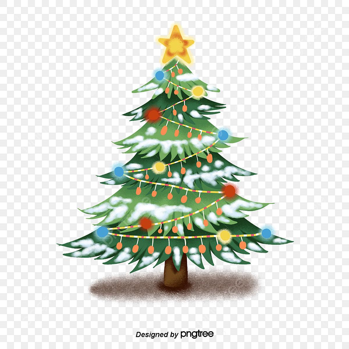 Christmas Tree, Clipart, Christmas, S