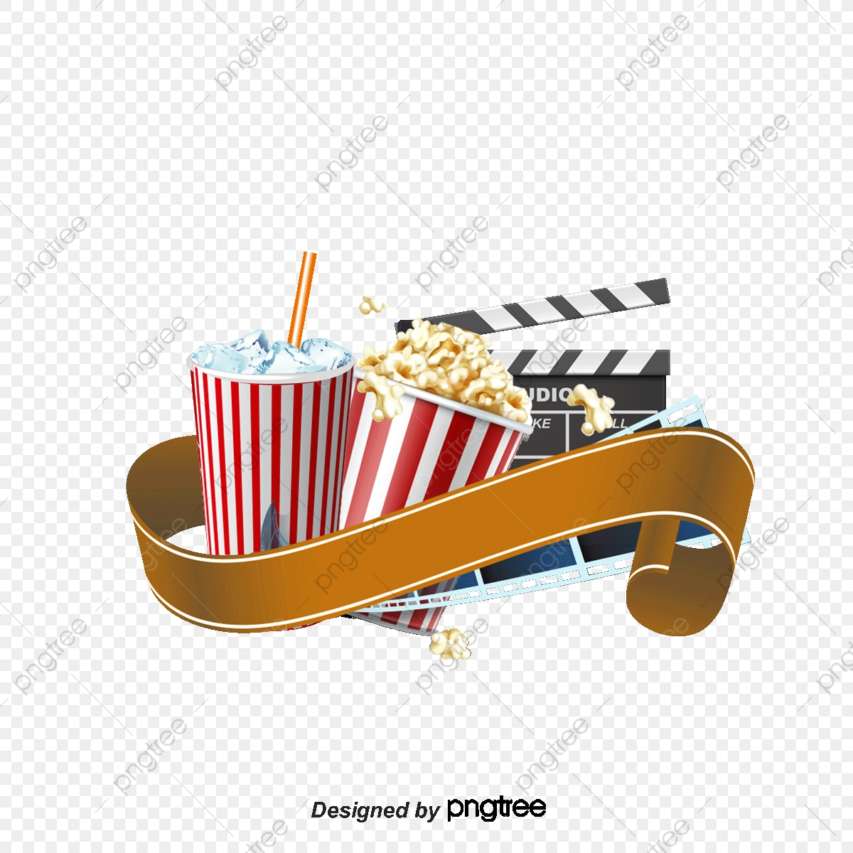 Cinema Element Cinema Element Vector Png And Vector With
