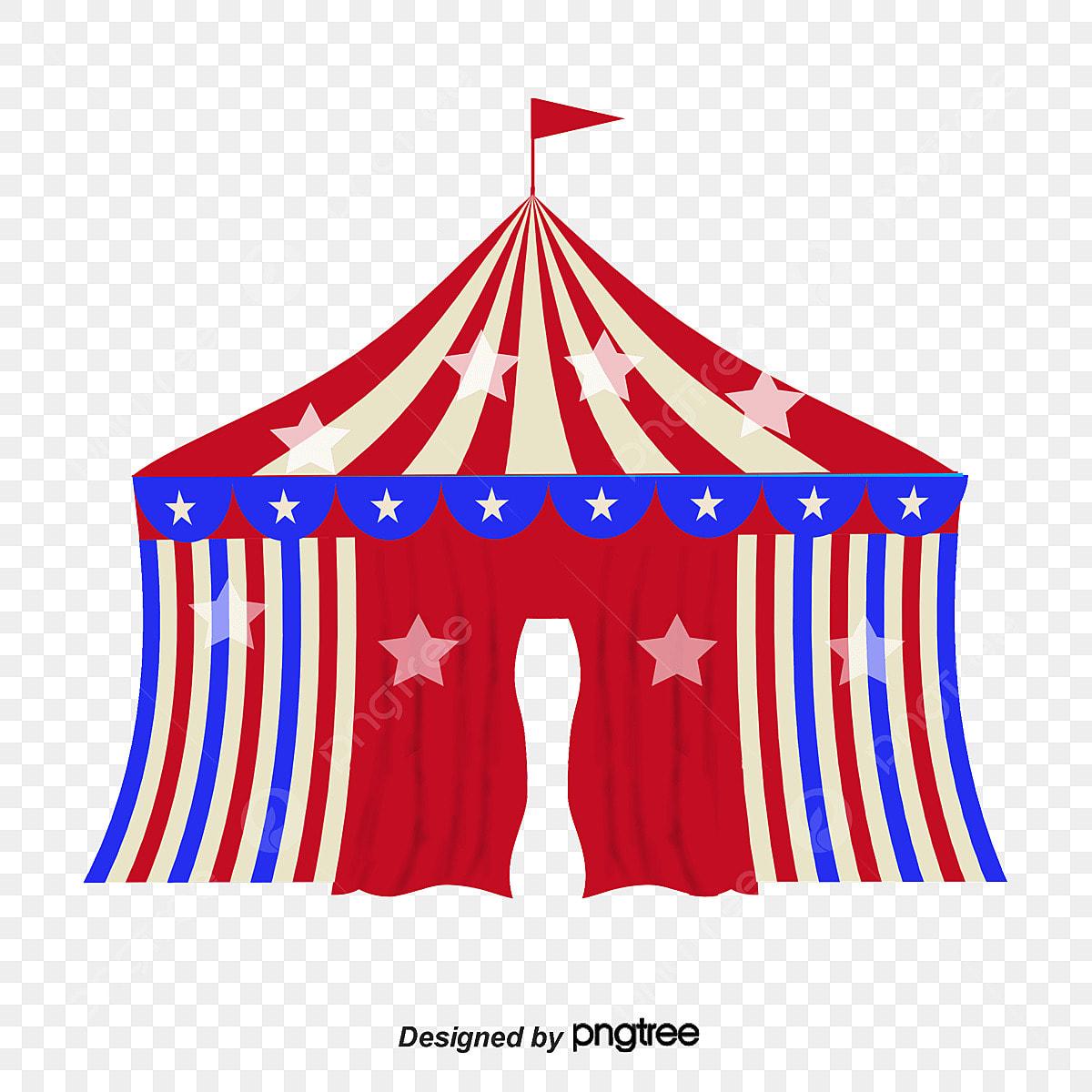 Uma Tenda De Circo O Circo Tenda Ger Arquivo Png E Psd Para