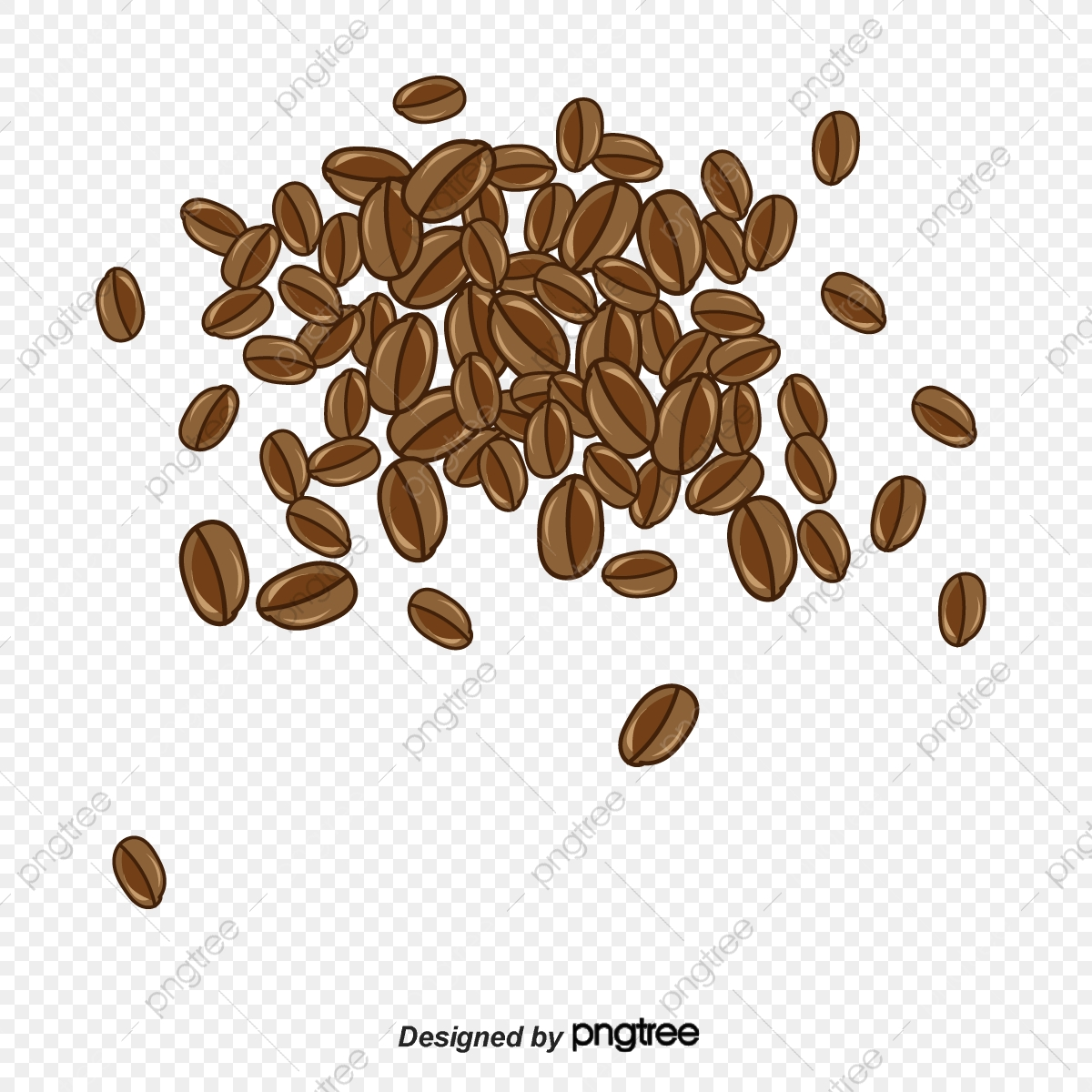 Coffee Beans Coffee Beans Png Transparent Clipart Image And Psd