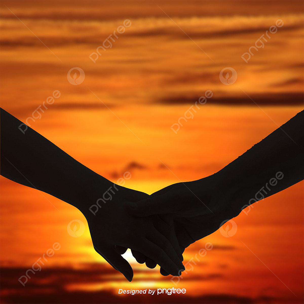 Les Couples En Matiere De Main Dans La Main La Main Dans La Main Les Amants L Amour Fichier Png Et Psd Pour Le Telechargement Libre