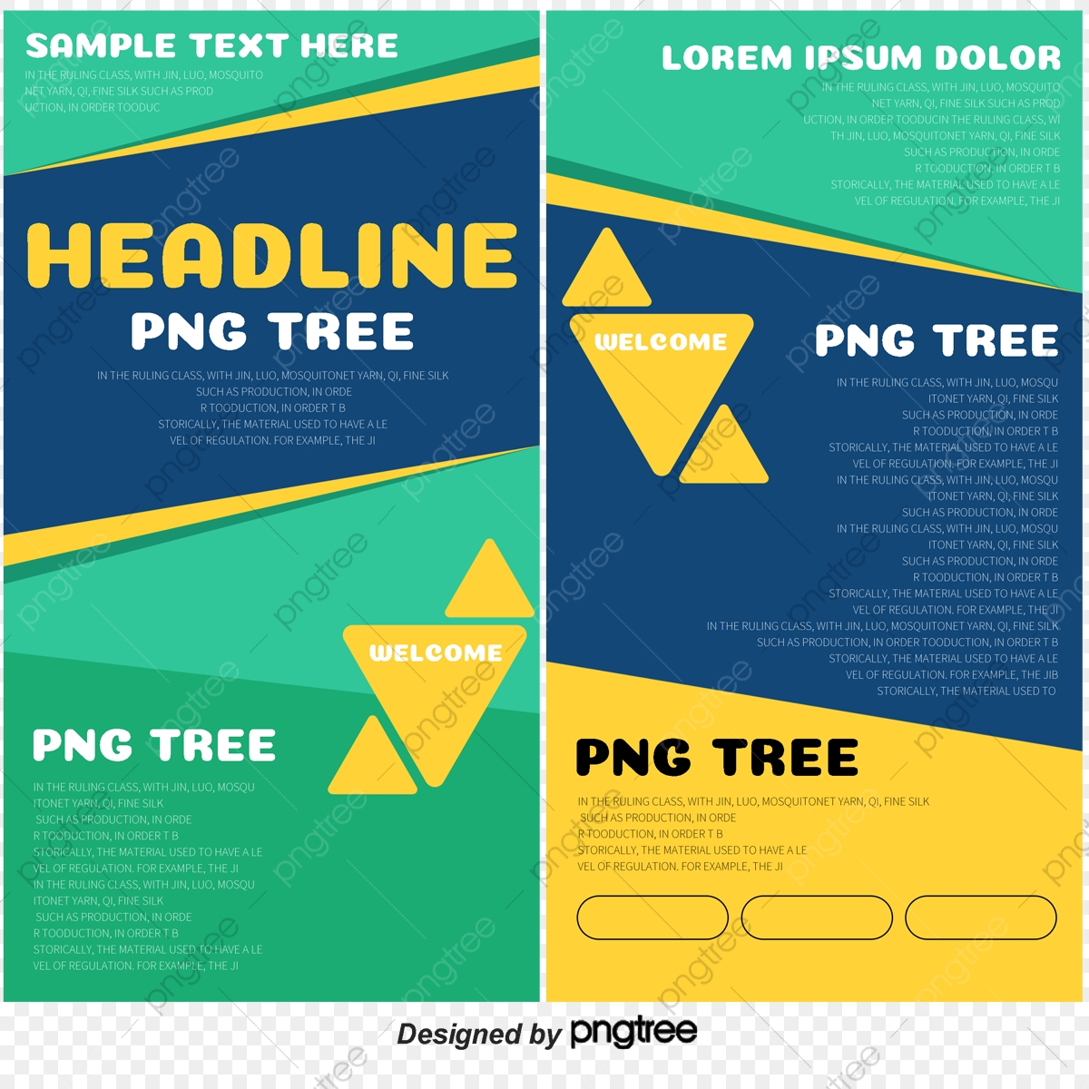 Creative Brochure Design, Design Templates, Layout Design