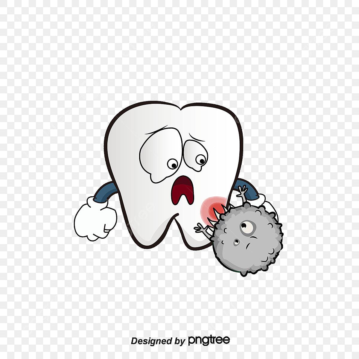 المبدع التسوس الأسنان ناقلات الأسنان سن Png وملف Psd للتحميل مجانا