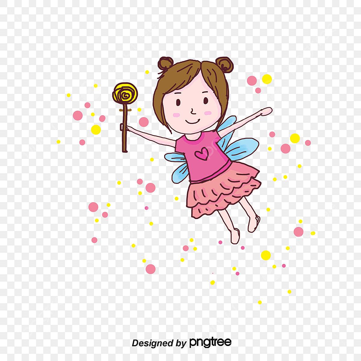 Dessin Ange Realiste joli dessin petit ange de conception, mignon, dessin, le