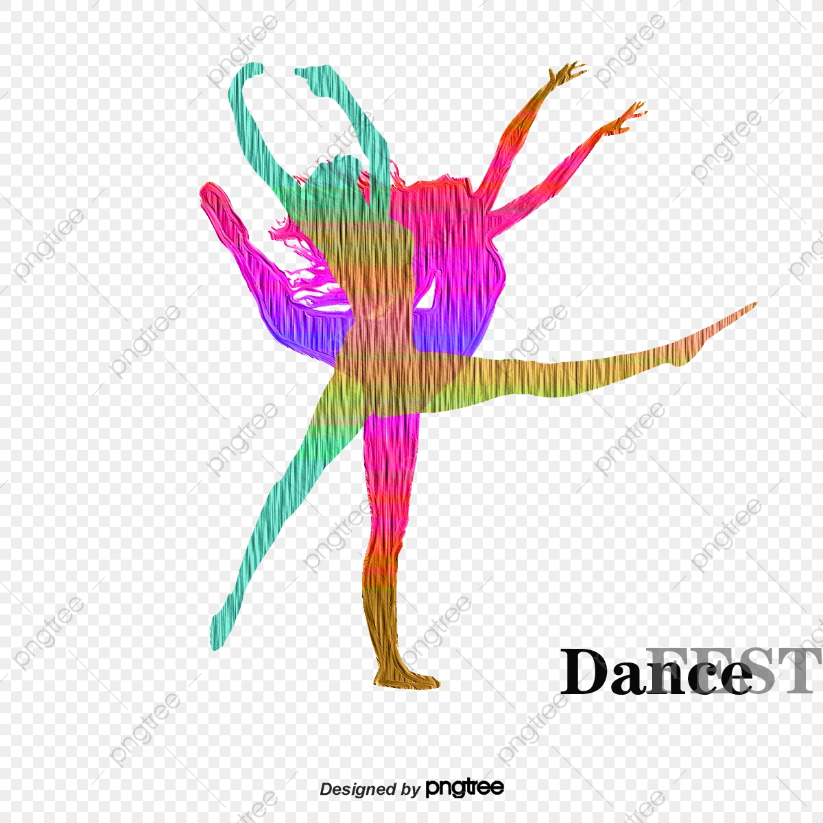 Dancing Cartoon Characters Vector, Cartoon Characters, Character