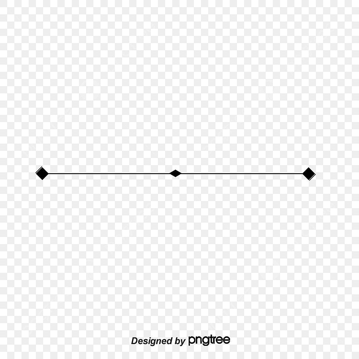 Decorative Lines Dividing Line Line Decoration Dividing