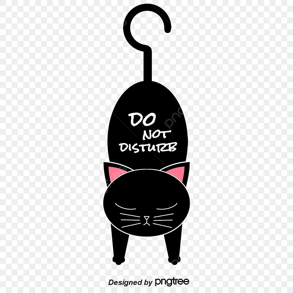 Do Not Disturb Clip Art