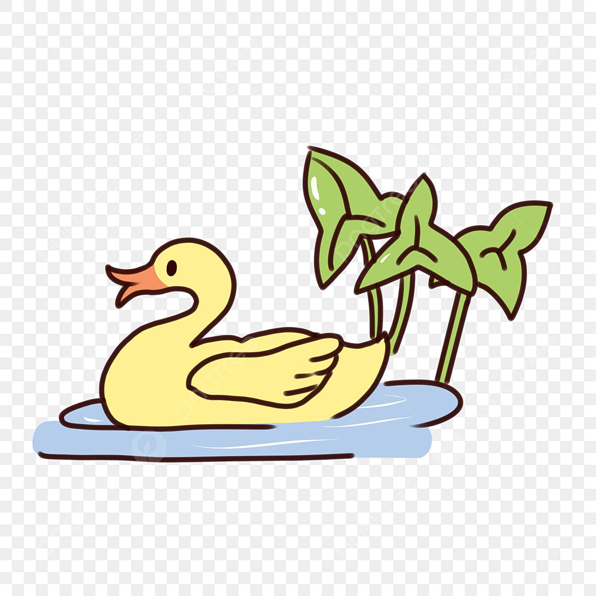 canard de dessin de vert de c u00f4t u00e9 canard dessin vert de