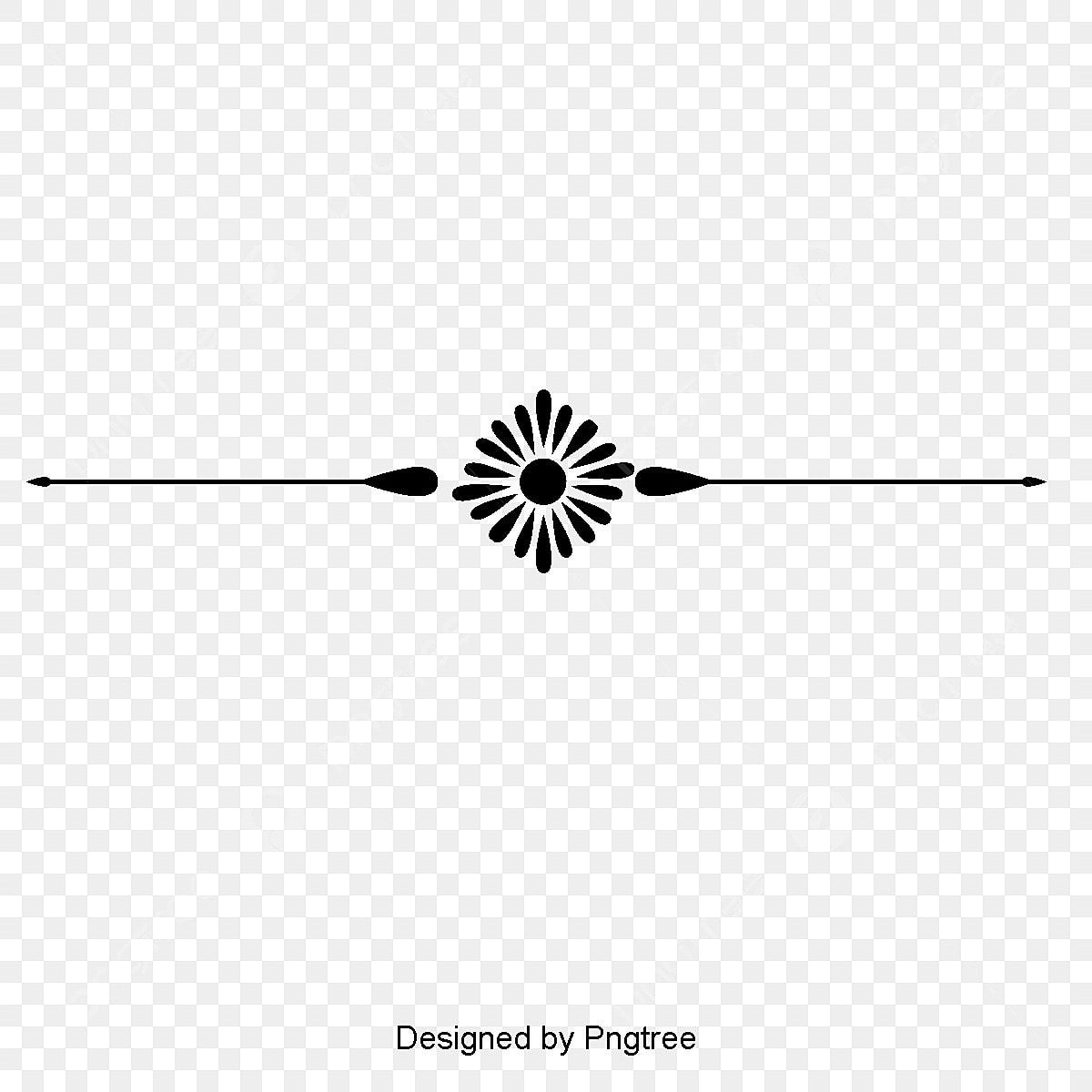 الأوروبي الإبداعية ديكور خطوط خطوط فاصلة كونتيننتال جميل خط Png وملف Psd للتحميل مجانا
