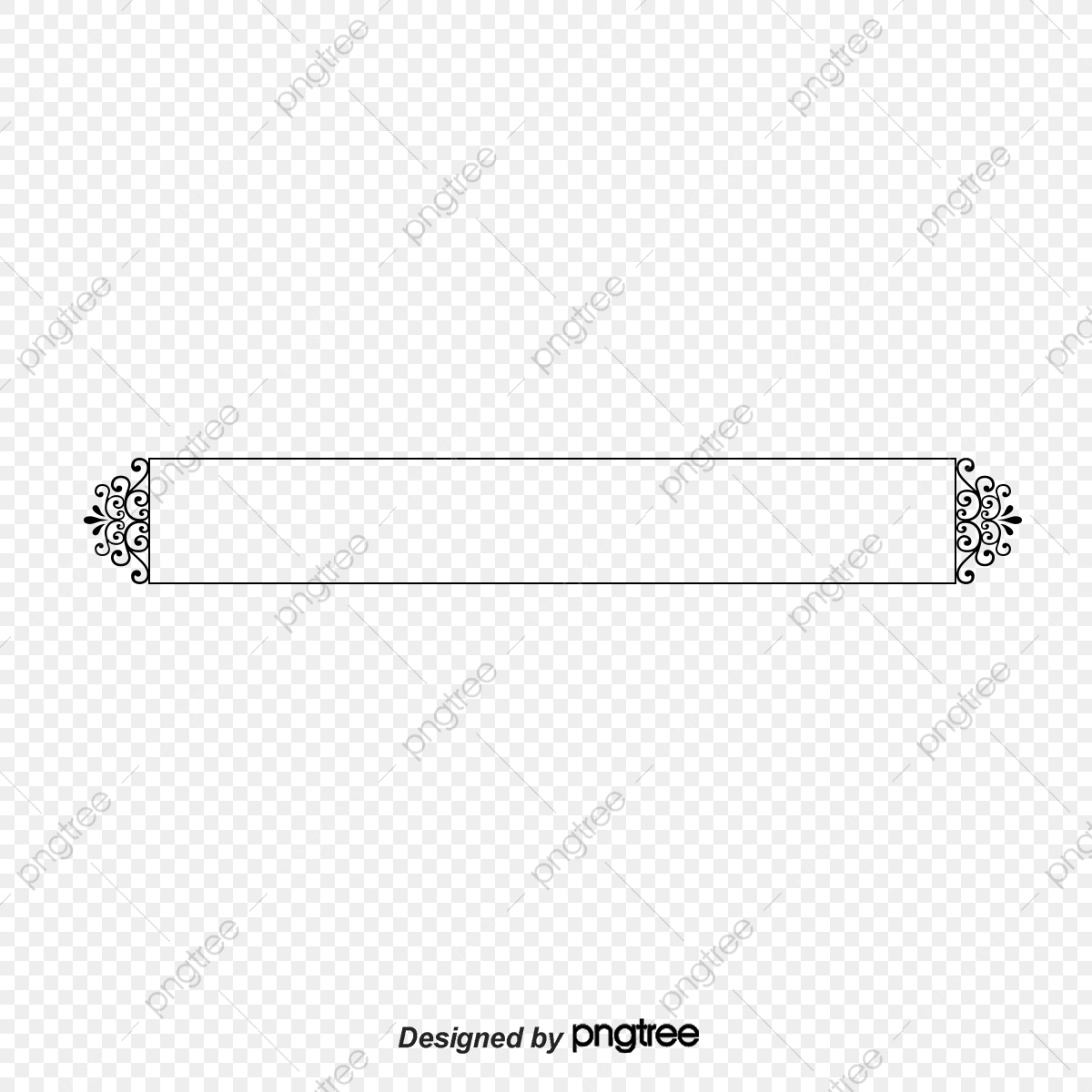 European Dividing Line Dividing Line Euporean Pattern Beautifully European Pattern Png Transparent Clipart Image And Psd File For Free Download